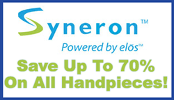 used syneron handpieces for sale