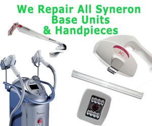 syneron laser repair