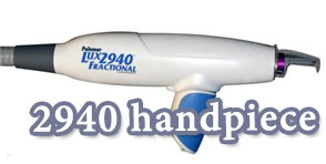 2940 ablative fractional handpiece