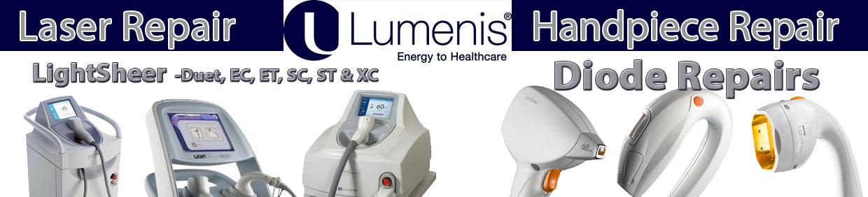 lumenis laser repair service