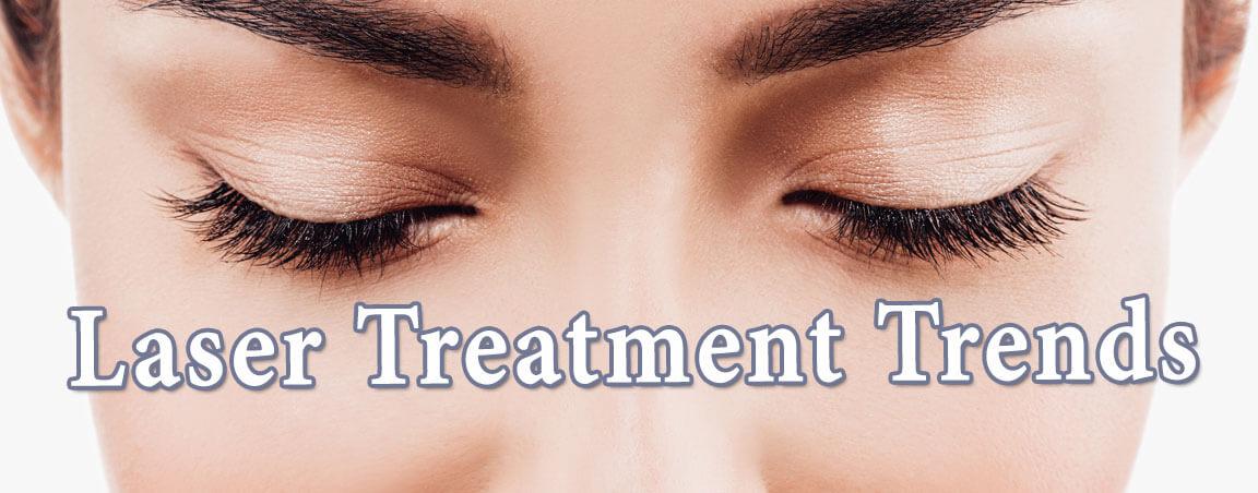 aesthetic laser treatment trends